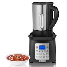 Nutrimaster Soup and Go Pro Smoothie Sorbet Sauce Maker Blending Mixer Juicer