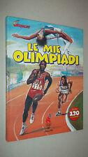 ALBUM FIGURINE ** LE MIE OLIMPIADI 1996 ** COMPLETO **