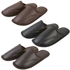 Mens Memory Foam Sole Mule Slippers Sizes UK 6 - uk 11