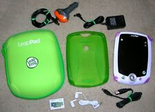 RARE - LEAP FROG LEAP PAD 2 LEARNING  SYSTEM SET - MOST COMPLETE SET 32400