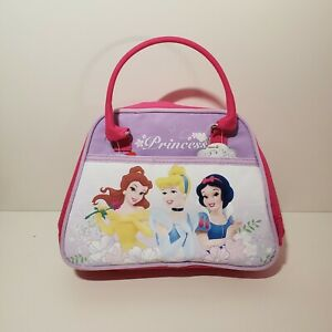 NEW Thermos Disney Princess Insulated Lunch box Belle Snow White Cinderella