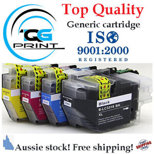 High Yield Ink Cartridge compatible with Brother LC-3329 XL BK/C/M/Y