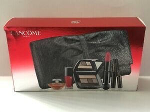 Lancôme Holiday Soiree 5 Pcs.Set For Women Brand New In Box Great For Travel