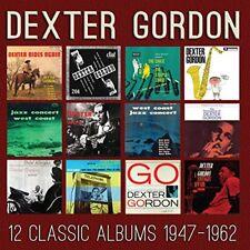 Dexter Gordon - 12 Classic Albums: 1947-1962 (6Cd)