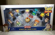 Toy Story 4 Minis ULTIMATE NEW FRIENDS 10 PACK Disney Pixar Figures NIB