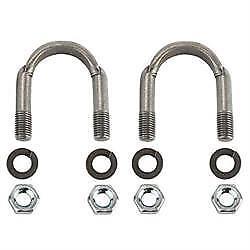 9 inch diff u bolts 1 1/8 caps