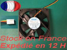 VENTILATEUR / FAN Silencieux 120 mm  2300 trpm / rpm pour boitier
