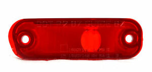 New Genuine GM OEM Side Marker Light 5974619, Red, RH Front or LH Rear