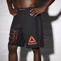 New Men's REEBOK RNF MMA Short - S99251 - UFC Training - MSRP $65