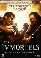 DVD Les immortels Occasion