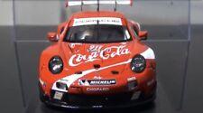 Porsche 911 RSR IMSA 2019 Coca-Cola 1:43 Limited Minichamps Spark New