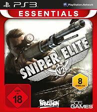 Sniper Elite V2 -- Essentials (Sony PlayStation 3, 2014, DVD-Box)