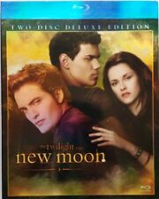 Blu-ray New Moon - The Twilight Saga - Deluxe Edition 2 dischi 2009 Usato