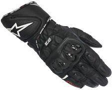 Nuevo Alpinestars gp plus R racing guantes negro S = 7 motocicleta guantes