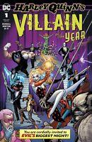 Harley Quinn Year of the Villain #1 DC Comic 1st Print 2019 unread NM