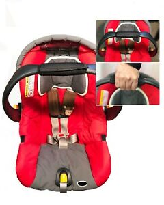 Baby Infant Britax Graco chicco Car Seat Stroller Handle Safety Cover 1st Trend