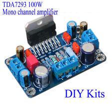 MINI TDA7293 100W Mono Single Channel Amplifier Board Module DIY Kits