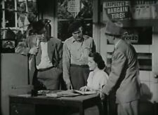 Racket Squad 1950s TV series 42 episodes on DVD starring Reed Hadley