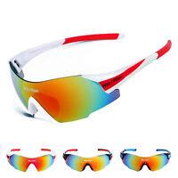 Cycling Riding Bicycle Bike UV400 Sports Sun Glasses Eyewear Goggles Lens Goggle