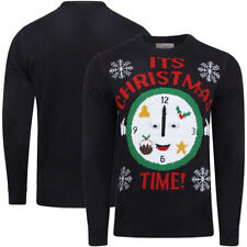 Christmas Collared Jumpers & Cardigans for Men