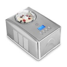 Springlane Kitchen Eismaschine Emma 1,5 L mit selbstkühlendem Kompressor 150