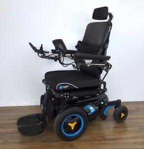 Permobil F3 wheelchair - Power Tilt, Recline, Leg Lift, Bluetooth, #2031