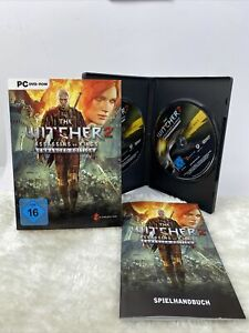 The Witcher 2 - Assassins Of Kings (Enhanced Edition) (PC, 2015, DVD-Box)