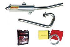 Sparks Racing Stage 1 Power Kit Ss Exhaust Yamaha Raptor 350