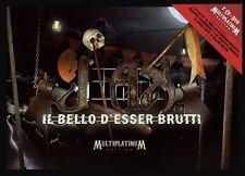 J-AX - IL BELLO D'ESSER BRUTTI - 2CD+DVD NEW SEALED 2015 - NEFFA - NINA ZILLI