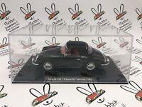"DIE CAST "" PORSCHE 356 1.6 SUPER 90 CABRIOLET (1962) "" AUTO VINTAGE SCALA 1/24"