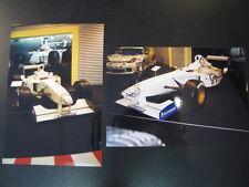 "Photo Williams FW21 ""Michelin"" Test Car 2000 2 photos"