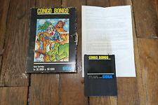 Congo Bongo Sega SC-3000 / SG-1000 PAL