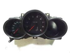 13-16 Porsche Boxster Cayman 981 Instrument Cluster Sport Chrono PDK 12K MILES