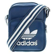 Adidas Originals Adicolor Mini Small Flight Bag Shoulder Messenger Airline Bag