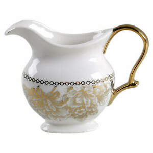 222 Fifth Adelaide Electroplate Gold  Creamer 11319601