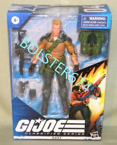 """DUKE #04 G.I. Joe Classified Series 6"""" Action Figure 2020 Hasbro GI Joe"""