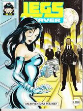 Fumetti e graphic novel europei e franco-belgi sergio bonelli editore Legs Weaver fumetti italiani