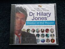 New & Sealed, DR HILARY JONES - DOCTOR IN THE HOUSE, PC CD ROM, Windows 95 & 98
