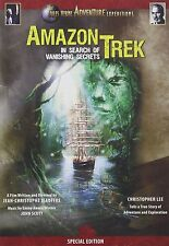 AMAZON TREK: IN SEARCH OF VANISHING SECRETS (JULES VERNE) NEW AND SEALED