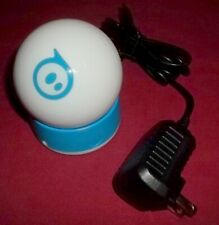 Orbotix Sphero 2 Robotic Ball S003 App Controlled Tested  With AC Adapter
