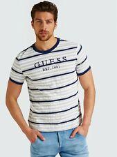 Magliette da uomo GUESS a fantasia righe | Acquisti Online