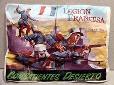 MONTAPLEX Sobre Combatientes LEGION FRANCESA soldaditos originales 70's airfix