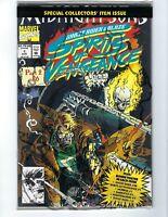 Ghost Rider and Blaze: Spirits of Vengeance  #1 (1993, Marvel) still sealed