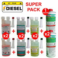"MECARUN - Super Pack ""DIESEL"" 2x P18 + 2x C99 + 2x ECO10000 + 1+1 ENGINE FLUSH"
