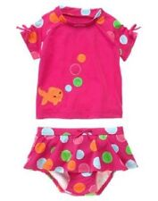 Butterfly Blossoms gymboree girl rash guard