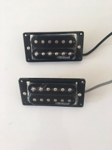 Wilkinson Humbucker Pickups set in black