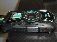 Pentax Optio WG-1 Adventure Series 14 MP Waterproof Digital Camera Black