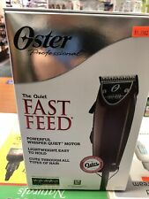 Oster 76023-510 Fast Feed Corded 9W Adjustable Pivot Motor Clipper