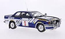 Opel Ascona 400 rally, no. 1, venere/publimmo, rally WM, safari rally, 1:18