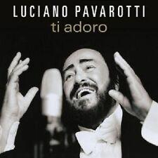 "Luciano Pavarotti ""TI ADORO"" CD NUOVO"